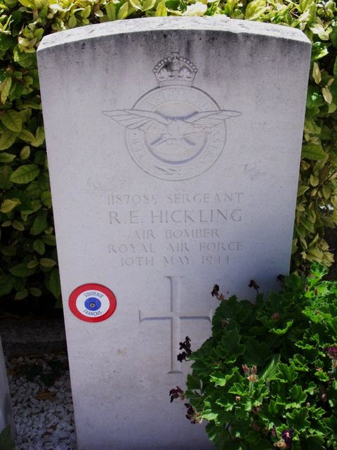 Tombe Sgt Hickling